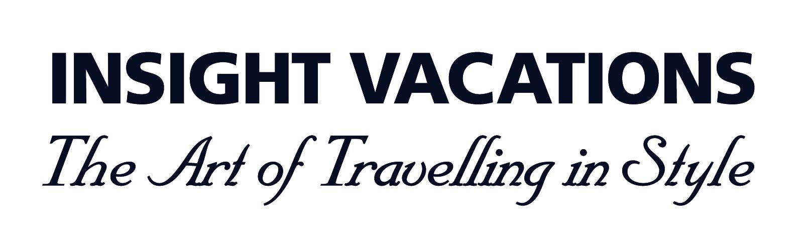 Insight Vacations - The Art of Travelling in Style