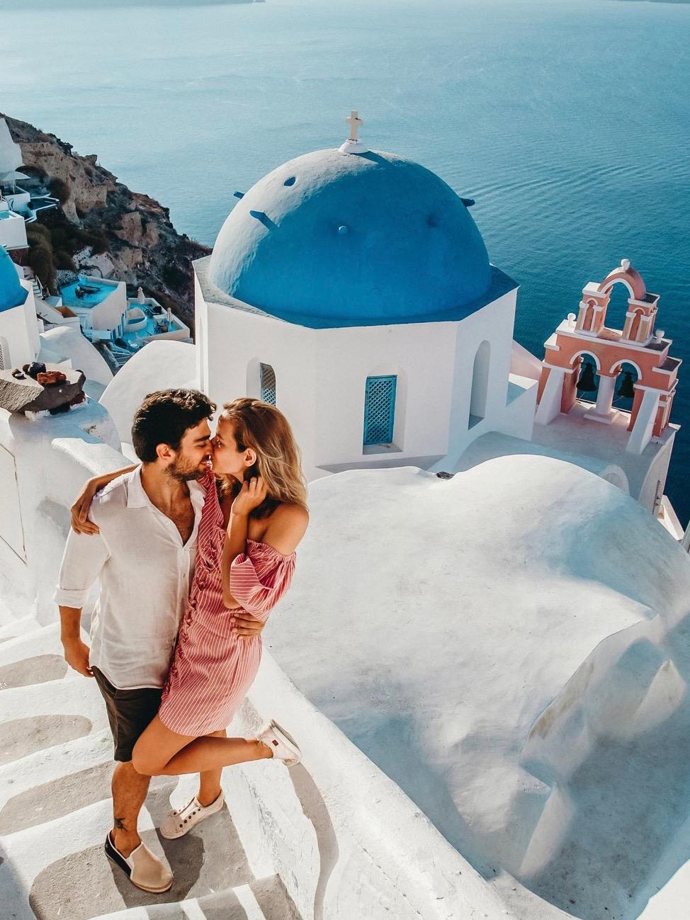 Greece Vacations - Transat and Total Advantage Travel