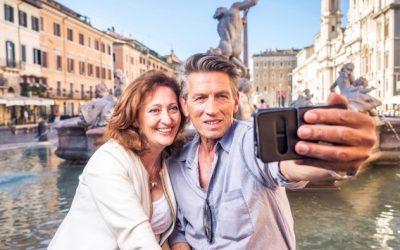 Senior Travel In Italy