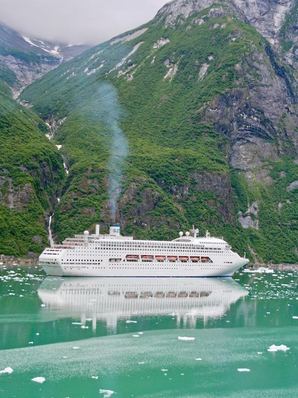 Cruises - Alaska - Sawyer Glacier, Juneau
