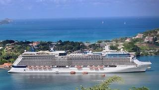 Cruises - Saint Lucia - Total Advantage Travel - Cruise Holidays