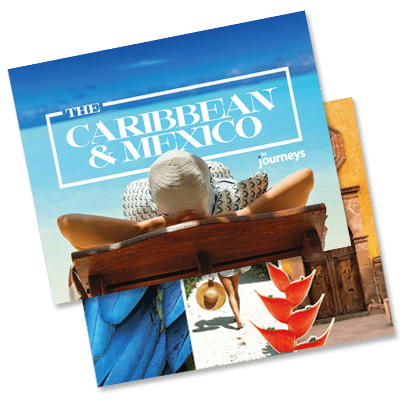 JOURNEYS Book - Packaged Holidays & Deals - Caribbean Mexico