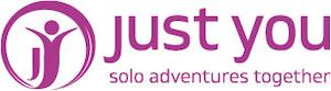Just You solo adventures logo