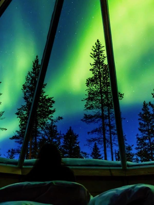 Northern Lights Village - Saariselka, Finland - Collette Tours