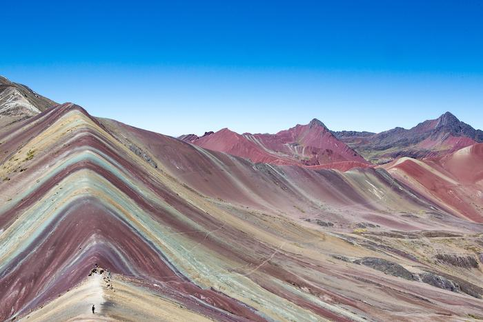 Peru - rainbow mountain vinicunca