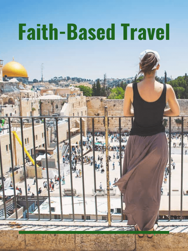 Faith-Based Travel - Total Advantage Travel