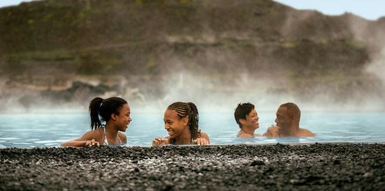 Family Vacations - Geothermal Hot Springs - Iceland