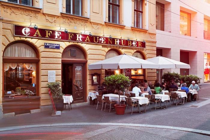 CAFÉ FRAUENHUBER - Vienna Mozart Tour - Total Advantage