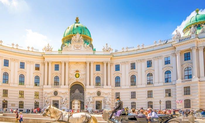 Hofburg - Imperial Palace - Vienna Mozart Tour - Total Advantage