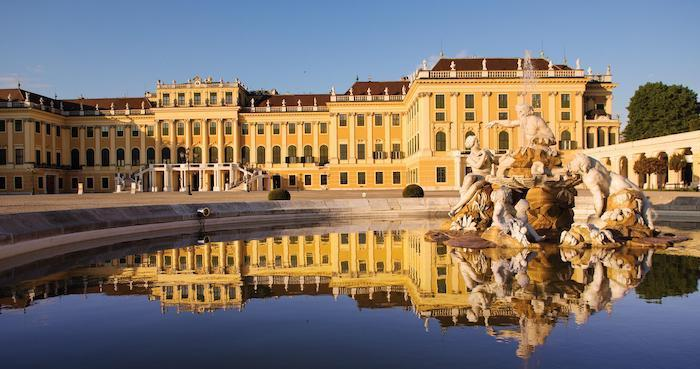 Schönbrunn Palace - Vienna - Total Advantage Travel - Mozart Tour