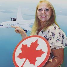 Susan - Air Canada - Total Advantage Travel