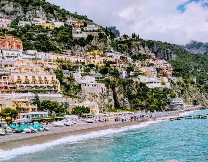 Travel Europe Like A Local - Amalfi Coast - Susan