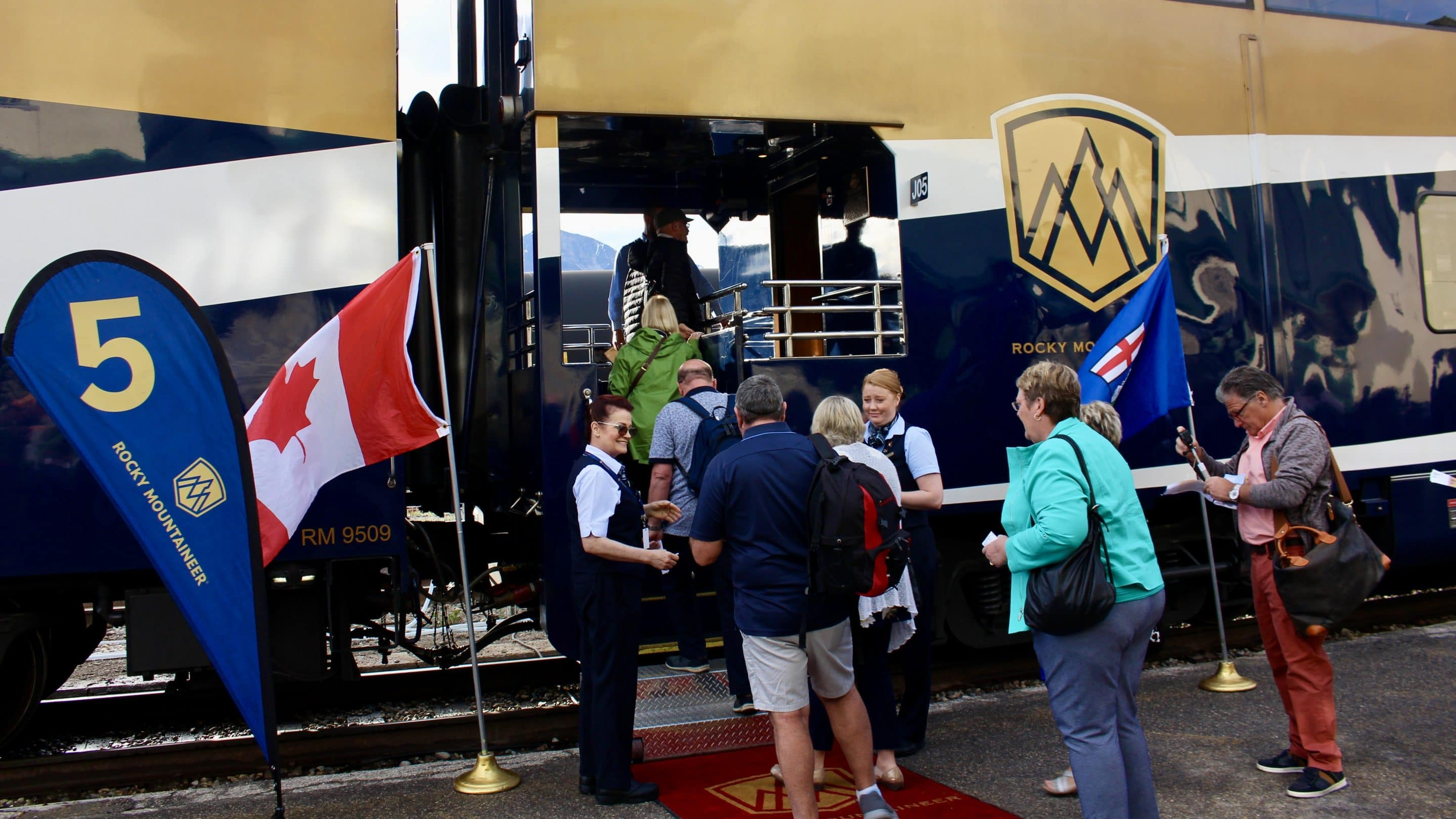 Rocky Mountaineer Canadian Resident Offer 2