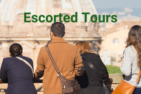 Escorted Tours - Total Advantage Travel Specialty