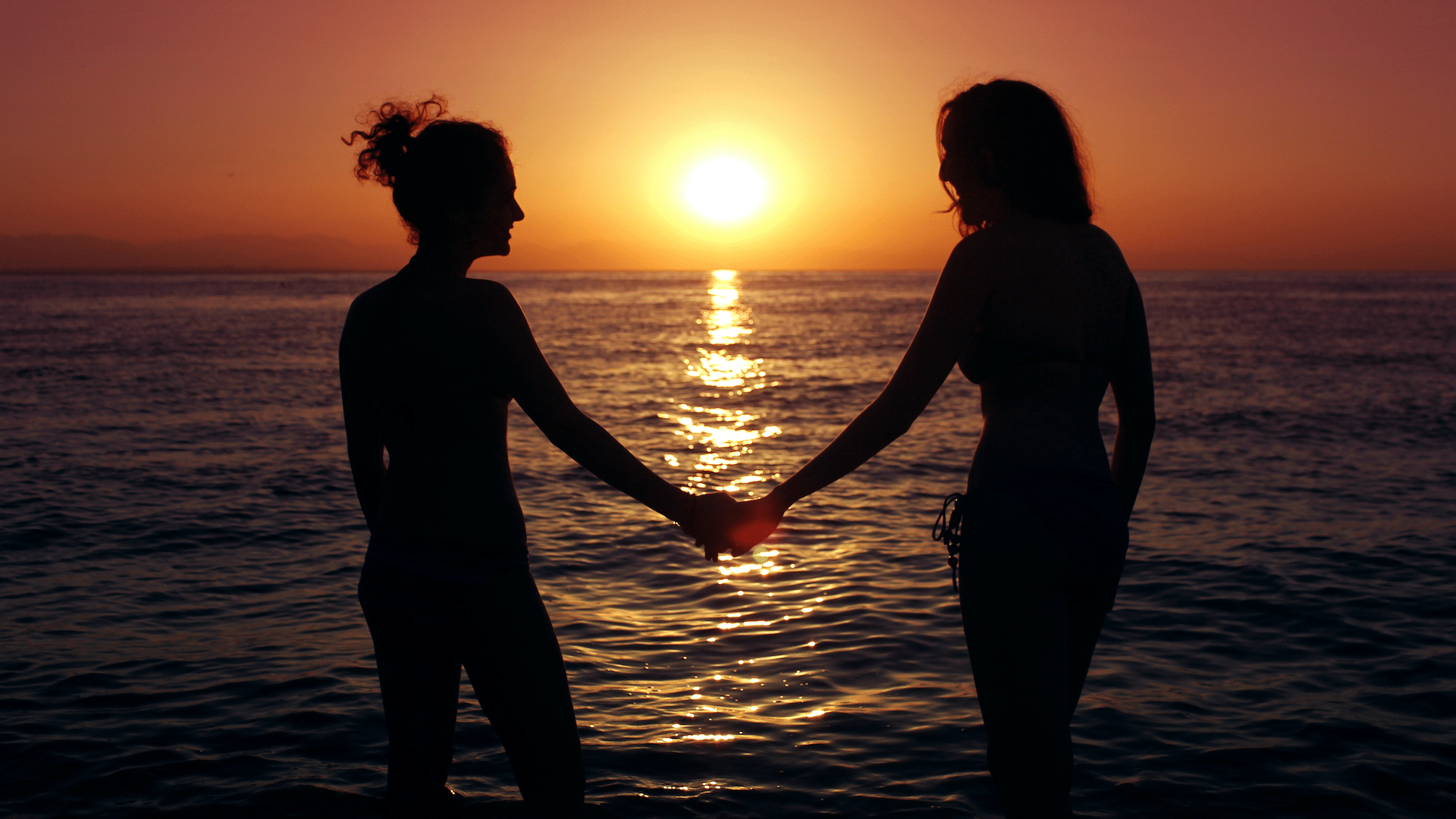 Gay Wedding Abroad - 2 Women in a Tropical Paradise