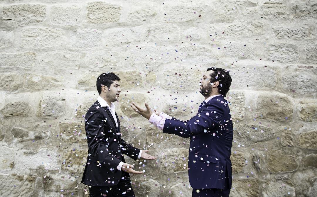 Gay Wedding Abroad