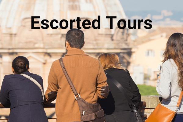 Escorted Tours - Total Advantage Travel Toronto