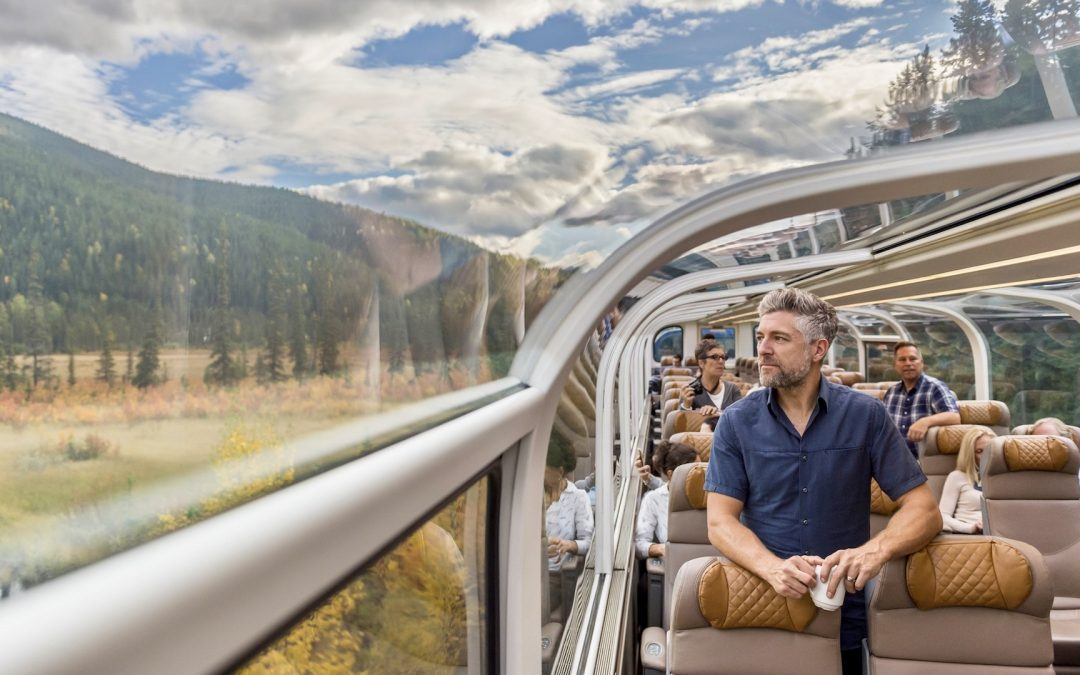 Rocky Mountaineer Train Journey – Canada Destinations