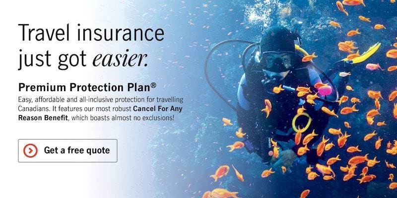 Travel Insurance Information - Manulife - Total Advantage Travel