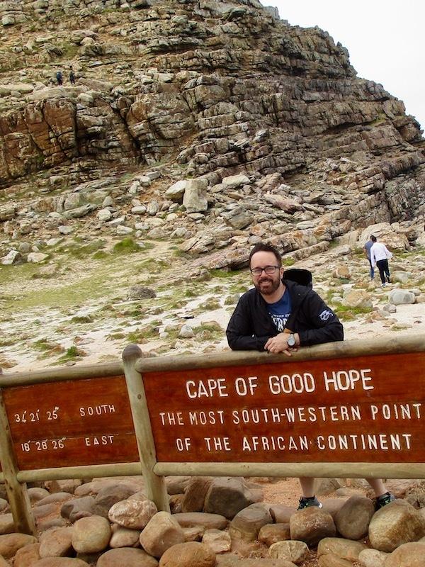 Africa Travel - Robert at Total Advantage Travel